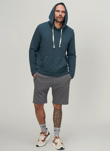 People By Fabrika Sweatshirt Petrol